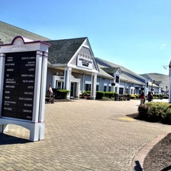 Photo taken at Woodbury Common Premium Outlets by enomicar on 6/28/2012