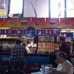 Photo taken at J.R.'s Fresh Cut French Fries by Edgar E. on 8/18/2012