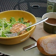 Photo taken at Panera Bread by Kevin F. on 2/26/2012