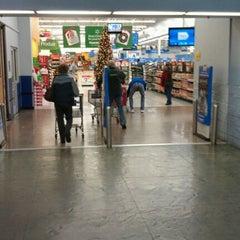 Photo taken at Walmart Supercenter by Matthew B. on 11/21/2011