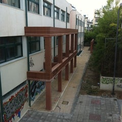 Photo taken at ΕΠΑΣ Ν.Σμύρνης by 👠Nancy Nemecis .. on 10/4/2011