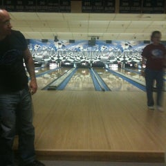 Photo taken at Kearny Mesa Bowl by Terry S. on 2/18/2011