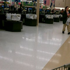 Photo taken at Walmart Supercenter by Shari A. on 1/16/2012