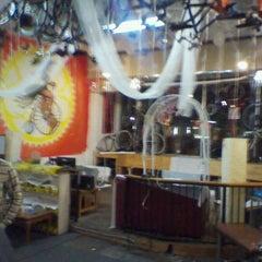 Photo taken at Bikerowave by Eduardo H. on 12/17/2011