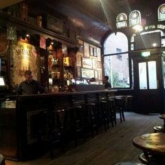 Photo taken at McDaid's by Torsten K. on 1/29/2012