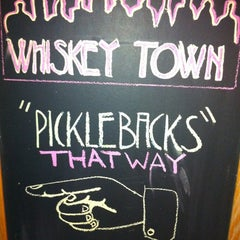 Photo taken at Whiskey Town by Cassandra M. on 9/1/2012