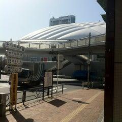 Photo taken at 後楽園駅 (Kōrakuen Sta.)(M22/N11) by Yoshikazu K. on 3/19/2012