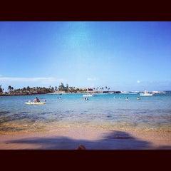 Photo taken at Caribe Hilton by J S. on 3/3/2012