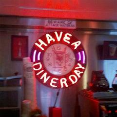 Photo taken at Red Arrow Diner by Matt M. on 8/16/2011