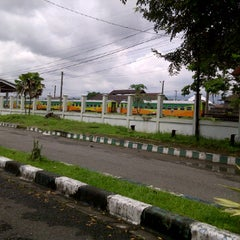 Photo taken at PT. KERETA API INDONESIA (Persero) Divre II Sumbar by Raka Satria I. on 11/12/2011