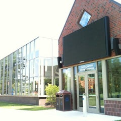 Photo taken at Father John Dean Dining Hall by Kevin L. on 6/20/2012
