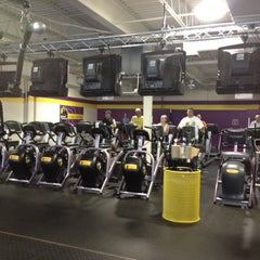 Photo taken at Planet Fitness by Richard J. on 5/31/2012
