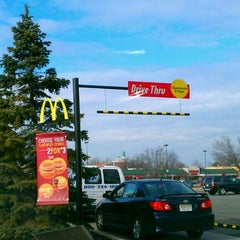 Photo taken at McDonald's by Michael L. on 1/10/2012