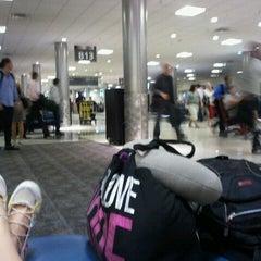 Photo taken at Concourse B by Deborah P. on 9/27/2011