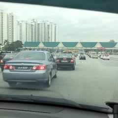 Photo taken at Plaza Tol Subang by Keith T. on 1/26/2011