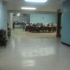 Photo taken at Biblioteca General by Julian H. on 10/4/2011