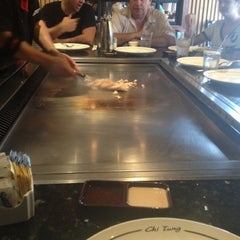 Photo taken at Chi Tung Restaurant by Nicky J. on 8/4/2012