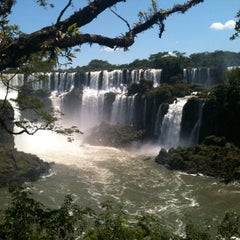 Photo taken at Parque Nacional de Iguazú by Mr. M. on 12/5/2011
