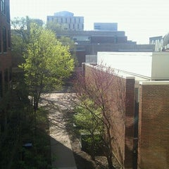 Photo taken at UWM Mitchell Hall by Jason S. on 4/17/2012