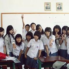 Photo taken at SMA Kristen Kalam Kudus by Rachel L. on 12/4/2011