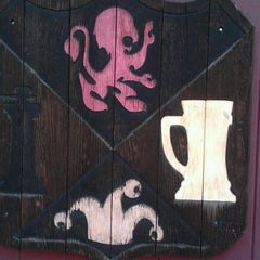 Photo taken at Red Lion BBQ & Pub by Bryan B. on 10/18/2011