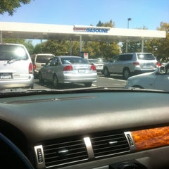 Photo taken at Costco Gasoline by Leticia J. on 8/26/2012