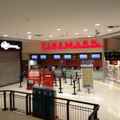 Photo taken at Cinemark by Camilla S. on 9/4/2012