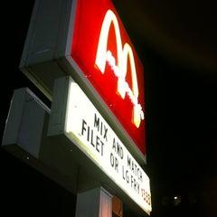 Photo taken at McDonald's by Jason E. on 4/7/2011