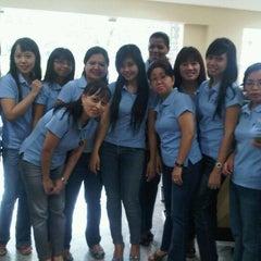 Photo taken at Limbunan Tours & Travel Service by Elva N. on 11/11/2011