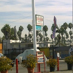 Photo taken at 100% Hand Car Wash by Katie G. on 10/14/2011