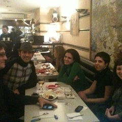 Photo taken at Pera iN Bistro by Onur D. on 1/21/2012