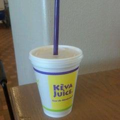 Photo taken at Keva Juice by Janie C. on 4/17/2012