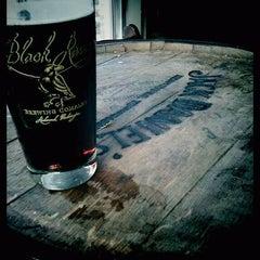 Photo taken at Black Raven Brewing Company by Teresa T. on 8/13/2011