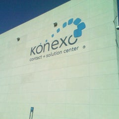 Photo taken at Konexo Contact + Solution Center by Erick G. on 11/11/2011