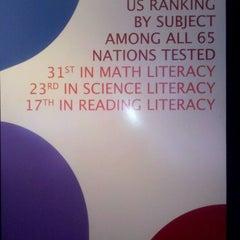 Photo taken at Education Nation by Einas I. on 9/27/2011