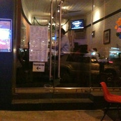 Photo taken at Espressos Cafe by Paul C. on 3/13/2011