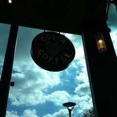 Photo taken at Costa Coffee by Andrew R. on 9/9/2011