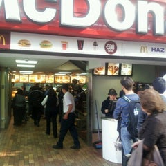 Photo taken at McDonald's by Francisco Y. on 5/30/2012