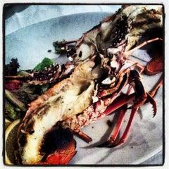 Photo taken at Paliria Restaurant by Debbie L. on 8/9/2012