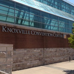 Photo taken at Knoxville Convention Center by Spiffy H. on 6/24/2012