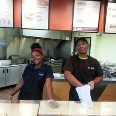 Photo taken at Qdoba Mexican Grill by Rodney S. on 8/29/2012