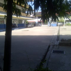 Photo taken at SMA Kristen Immanuel by Anton M. on 7/28/2012