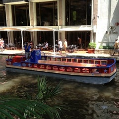 Photo taken at Rio San Antonio Cruises by Daniel I. on 8/19/2012
