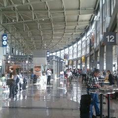 Das Foto wurde bei Austin Bergstrom International Airport (AUS) von Jon P. am 3/29/2012 aufgenommen