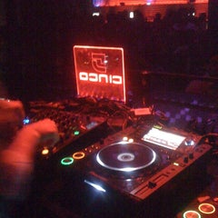 Photo taken at Cinco Club by DJ Sid V. on 6/3/2012