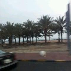 Photo taken at Gulf Street by salah s. on 2/16/2012