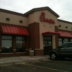Photo taken at Chick-fil-A by Jon M. on 5/8/2012