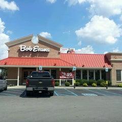 Photo taken at Bob Evans Restaurant by Alex G. on 6/23/2012