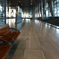 Photo taken at Frankfurt (Main) Flughafen Fernbahnhof by Tobias G. on 8/10/2012