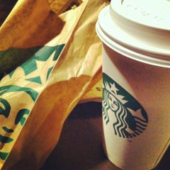 Photo taken at Starbucks by Sergio L. on 6/29/2012